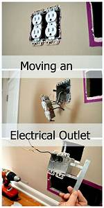 Moving An Electrical Outlet