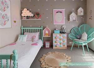 Chambre Colore Pour Petite Fille