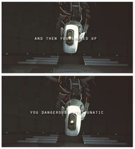Glados Potato Quotes