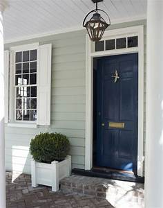 67 best images about Gray house with colored doors on ...