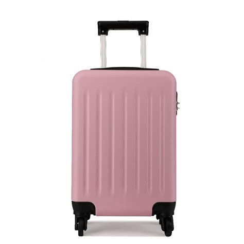 cabin suitcase size k1872l kono cabin size luggage suitable for all
