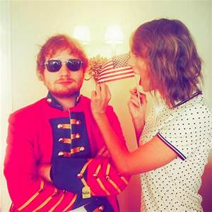 Hello Fred Instagram : ed sheeran 39 s first date with cherry seaborn was apparently at taylor swift 39 s 4th of july party ~ Medecine-chirurgie-esthetiques.com Avis de Voitures