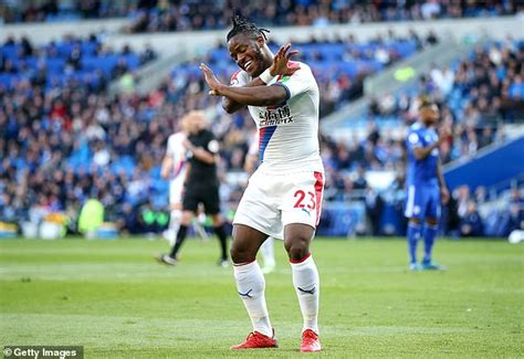 Batshuayi's loan move from Chelsea to Crystal Palace makes ...