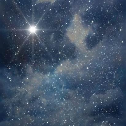 Sky Night Background Starry Stars Deviantart Backgrounds