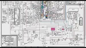 035 Esquema Gr U00e1tis Tv Brocksonic Pintado Para Download