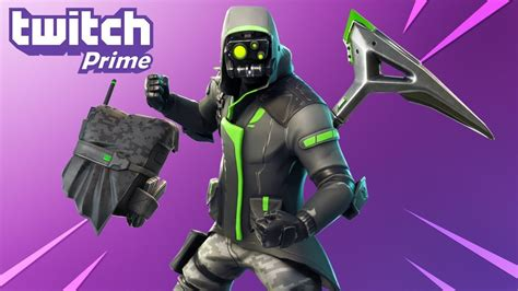 fortnite twitch prime pack    leaked