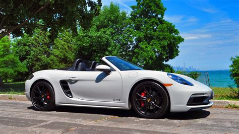 Porsche 718 Hd Picture by 2018 Porsche 718 Boxster Gts Test Drive Review