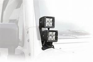 Pro Comp 76410p Dual Sport Pillar Led Light Kit For 07