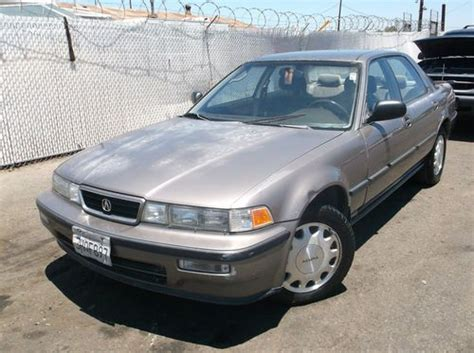 find used 1994 acura vigor no reserve in orange