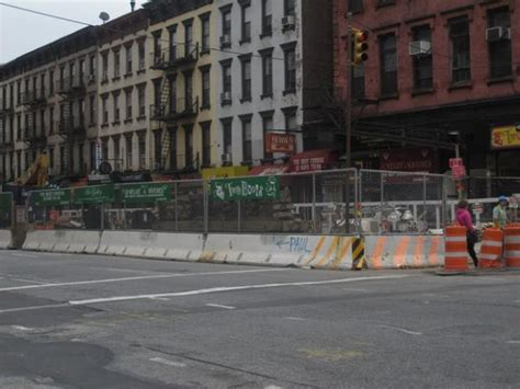 businesses affected by second avenue subway construction