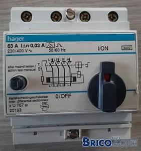 remplacement disjoncteur differentiel With disjoncteur differentiel pour salle de bain