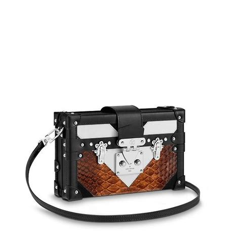 louis vuitton pre fall  bag collection presents petite malle trunk page    spotted