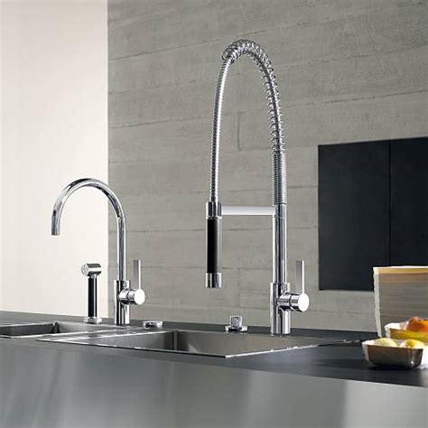 robinet de cuisine avec douchette tara ultra by dornbracht design sieger design