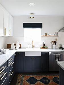 a kitchen change i can39t shake the vintage rug shop the With kitchen colors with white cabinets with good vibes only wall art