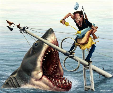 Jaws Boat Scars by A Look Back At The Oscar Nomination Of Jaws As Best