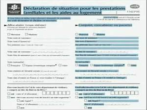 Pret A La Caf : caf comment remplir un dossier d 39 aide au youtube ~ Gottalentnigeria.com Avis de Voitures