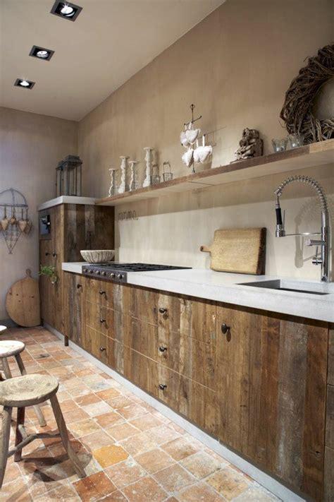 25 best ideas about cuisine bois massif on