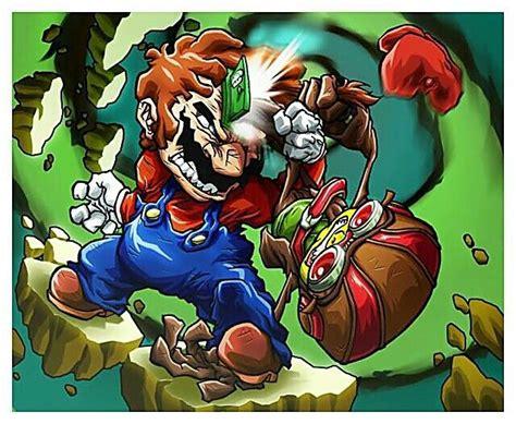 Mario And Luigi Fan Art Artwork Mario And Luigi