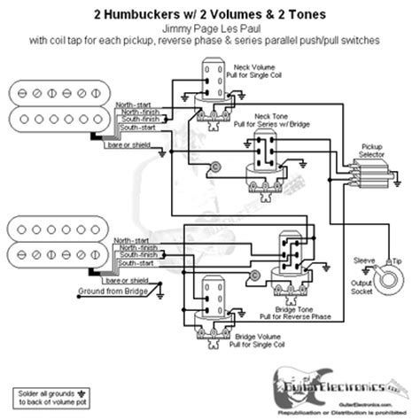 Hbs Way Vol Tone Coil Tap Series Parallel Phase