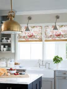 Kitchen Curtain Ideas With Blinds by 2014 Kitchen Window Treatments Ideas Sweet Home Dsgn