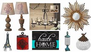Fabulous Decor from Haute Home Accessories!