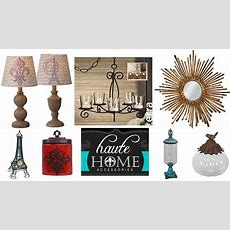 Fabulous Decor From Haute Home Accessories