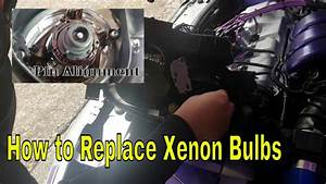 How To Replace Xenon Bulb On A Ford Mondeo Mk3
