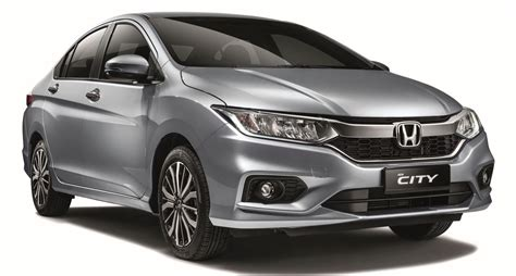 Honda City by Honda City Facelift Now Open For Booking In Malaysia
