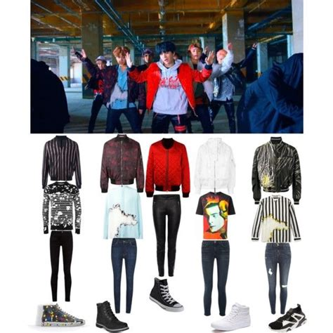 BTS u0026#39;Not todayu0026#39; mv Outfits. | KPOP Inspired Outfits | Pinterest | Outfits Fashion and Bts ...