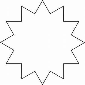 Star Shape Clip Art - Cliparts.co