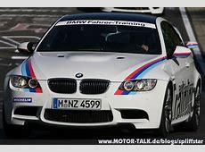 Die BMW MPower Tour 2009 auf dem Nürburgring Spliffstar