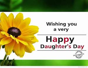 Daughter's Da... Daughters Day