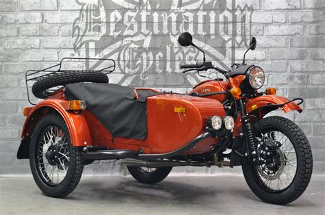 Gear Up Image by 2018 Ural Gear Up Terracotta Metallic Sold