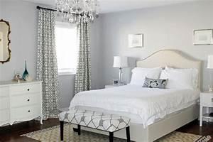 Schlafzimmer Weiß Grau : wandfarbe grau im schlafzimmer 77 gestaltungsideen ~ Frokenaadalensverden.com Haus und Dekorationen