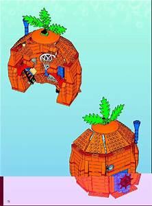 Lego Adventures In Bikini Bottom Instructions 3827