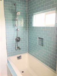 glass tile bathroom Vapor Glass Subway Tile - Subway Tile Outlet