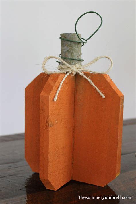 rustic diy reclaimed wood pumpkins halloween