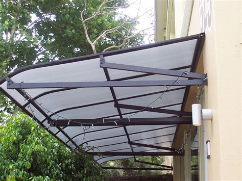 window awnings  carbolite