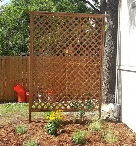 Backyard Privacy Screens Trellis by If You Are Looking For A Way To Gain Some Privacy In