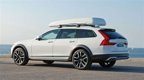 2020 Volvo V90 Specification by 2020 Volvo V90 T6 Inscription Specification Automatic