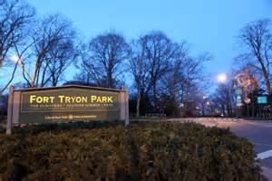Fort Tryon Park New York NY