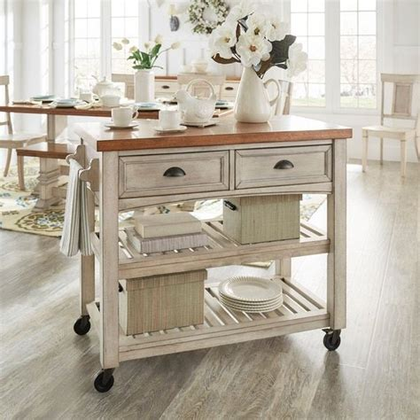 ideas  small kitchen islands  pinterest