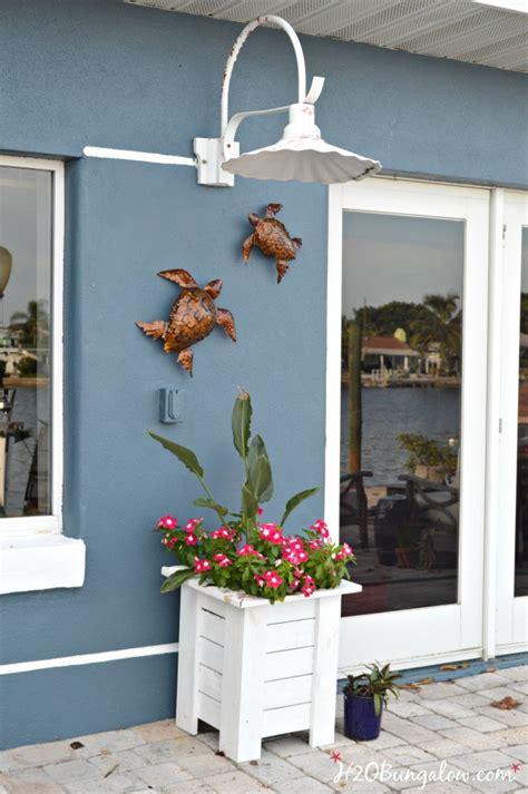 Hang Outdoor Wall Decor  Nails Hbungalow