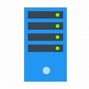 Web application server icon