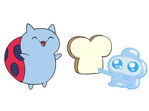 cat bug jelly kid and catbug my 2 fave characters from bravest