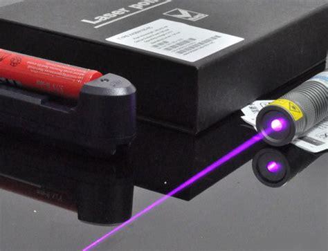 High Power Blue Violet Laser Pointer Focusable