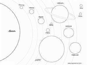 Printable Solar System Templates (page 3) - Pics about space