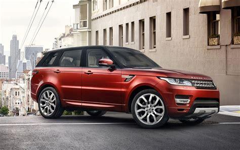 2014 Range Rover Sport Wallpapers
