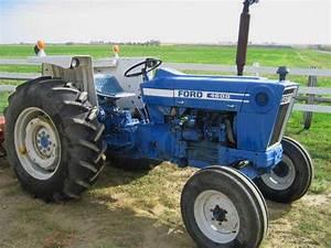 Ford Classic Tractors