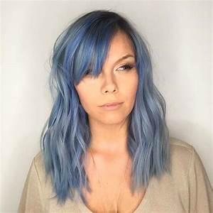 Coiffure Femme Mi Long : coupe de cheveux mi long femme fv98 jornalagora ~ Melissatoandfro.com Idées de Décoration